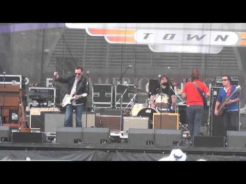 Mark Selby Band w/ Carl Verheyen - full set Guitar Town 8-10-14 Copper Mtn., CO HD tripod