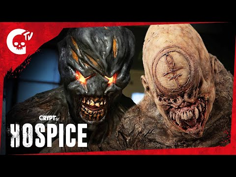 "HOSPICE | ""Monster Hospital"" | Crypt TV Monster Universe | Short Film"