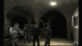 Splinter Cell 100% Lethal 11-2 Presidential Palace (PS2)