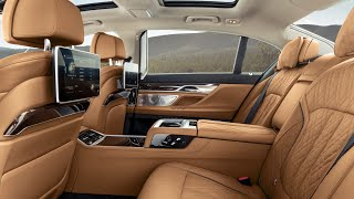 New BMW 7 Series (2020) - INTERIOR