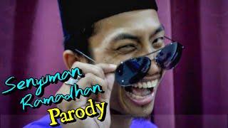 Cover images Hael Husaini - Senyuman Ramadhan Parody