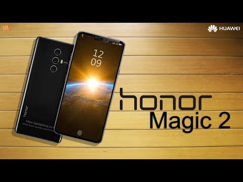 Honor Magic 2 With S Pen, Price, Release Date, Triple Camera, Introduction, Specifications, Features