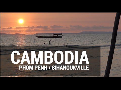 Travel to Cambodia, Holiday in Phnom Pehn, Sihanoukville