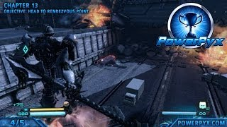 Transformers Rise of the Dark Spark - Make Peace, Not War Trophy / Achievement Guide
