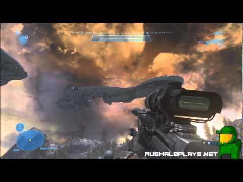 Halo Reach - Highlands Walkthrough