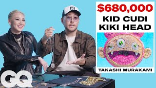 CL & Ben Baller Show Off Their Insane Jewelry Collections | On the Rocks | GQ