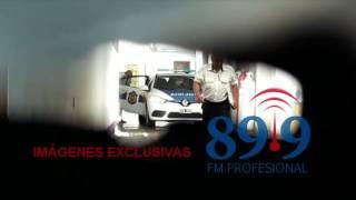 Video: Momento del traslado al cura Agustín Rosa
