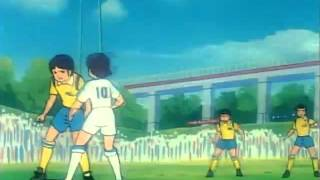 Captain Tsubasa 1983 Episode 31 English Sub   Anime