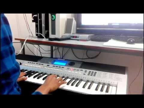 Man Dole Mera Tan Dole ( Nagin ) Piano Cover