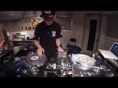 MONSTER DJ BATTLE 2014  DJ YU