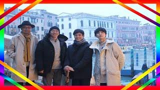 俳優の沢村一樹、生瀬勝久、田口浩正らが、イタリアを旅するカンテレ・...