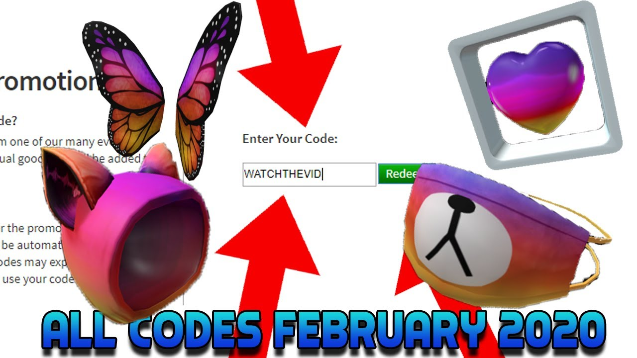 Expired All Roblox Instagram Promo Codes February 2020 Youtube