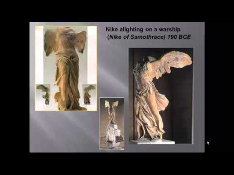 Third Greek sculpture lecture, the Hellenistic Period