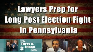 03 Nov 2020 Lawyers Prep for Long Post EleCtion fight in Pennsylvania