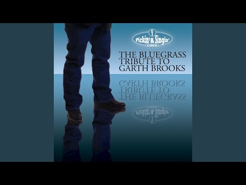 garth brooks thunder rolls original version