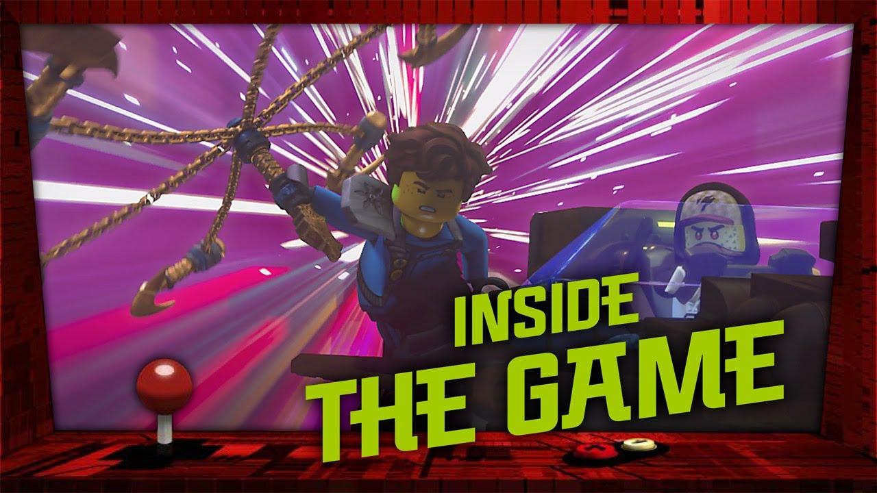 Prime Empire Original Shorts: Inside the Game (Compilation) – LEGO® NINJAGO®