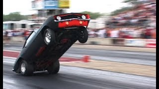 NON STOP Drag Racing WHEELSTANDS - From Carnage Fest Vol.2 DVD