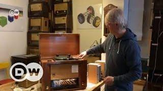 Almanya'nın en küçük radyo müzesi  - DW Türkçe
