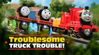 Down at the Docks | Thomas' Troublesome Truck Trouble Ep #1 | Thomas & Friends