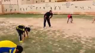 دورة كرة القدم في ابتدائية الرواد ببريدة