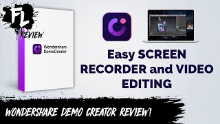 Wondershare Demo Creator Review! | Film Learnin