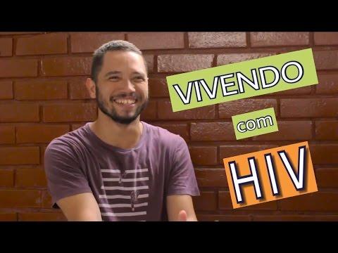 VIVENDO COM HIV e a luta contra o preconceito