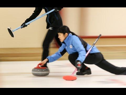 CURLING:SUI-JPN - World Junior Chps 2016 Women Draw 4