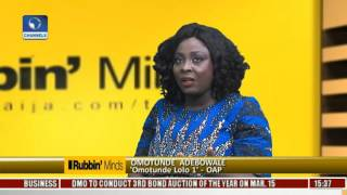 Rubbin Mind Features OAP 39Omotunde Lolo 139 Pt 1