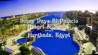 Sunny Days El Palacio Resort & Spa 4* Хургада, Египет(Отель Sunny Days El Palacio Resort & Spa 4* Хургада, Египет Оживленный курорт Sunny Days El Palacio расположен на побережье Красного..., 2015-08-09T00:19:40.000Z)