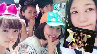 釣りをするアイドルグループつりビット(聞間彩/安藤咲桜/長谷川瑞/竹内...