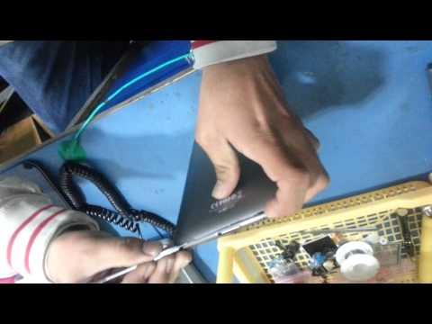 SAMSUNG P3100 TAB DISAMBELING
