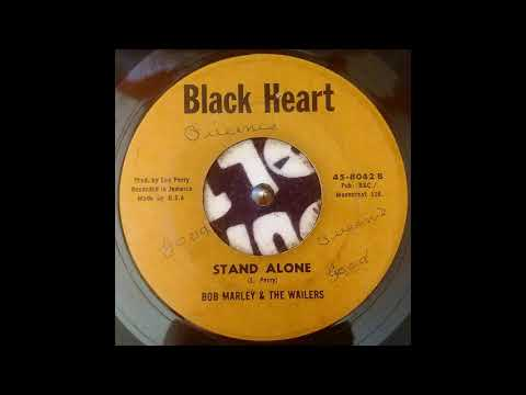 Bob Marley & The Wailers - Stand Alone ( Black heart US 1972 ) mp3