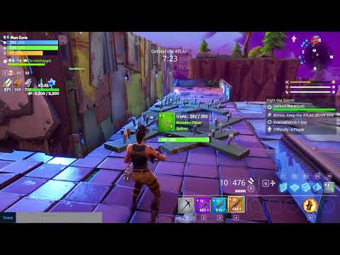 EXTREME DIFFICULTY | Fortnite: Save The World