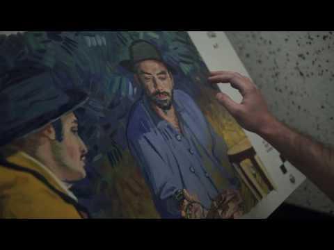 Making Of Loving Vincent - Athens Studio