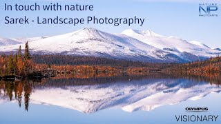 Landscape Photography Project at Sarek National Park - Part 1
