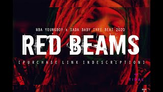 "[free] sada baby type beat 2020 ""red beams"" (prod. @two4flex)"