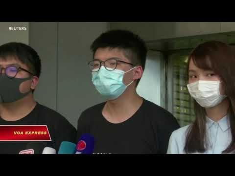 Sách của giới hoạt động bị loại khỏi thư viện Hong Kong (VOA)