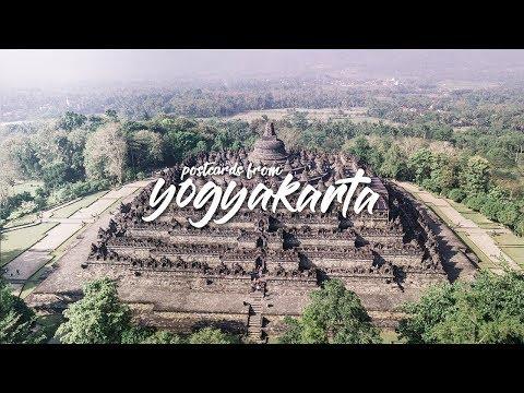 Postcards from Yogyakarta - Visual Guide   The Travel Intern