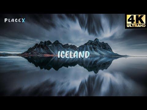 Beauty of Iceland in 4K