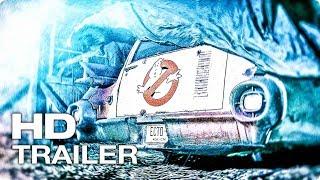 ОХОТНИКИ ЗА ПРИВИДЕНИЯМИ 3 ✩ Тизер Трейлер (2020) Билл Мюррей