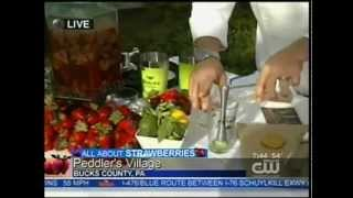 Best Of Peddler's Village Strawberry Festival 2013 From Buttonwood Grill!