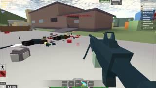 Roblox Apokalypse steigt [Episode 102] Taschenlampe Befestigung