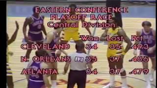 03-19-78 NBA Regular Season Phoenix at Cleveland (Part 1)
