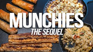 MUNCHIES, THE SEQUEL: RETURN OF THE MUNCHIES | SAM THE COOKING GUY 4K