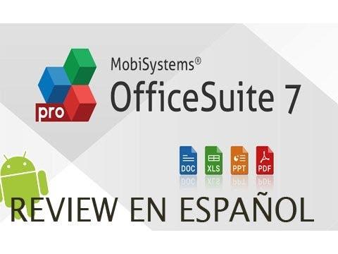 office suite pro android codigo de activacion