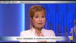 """Scanzi vs Biancofiore: """" Ma lei si sente quando parla? """""""