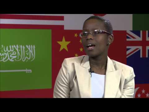 Interview  Lesedi Nduna