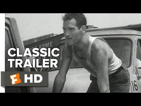 The Young Philadelphians (1959) Official Trailer - Paul Newman Movie