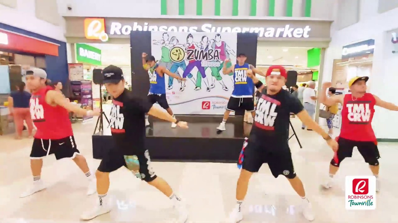 Robinsons Townville Music Dance Video 2020 with TML Crew