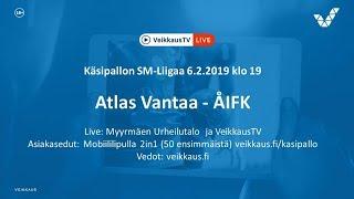Atlas Vantaa-ÅIFK, 6.2.2019